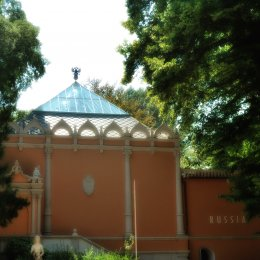 Biennale di Venezia Padiglione Russia
