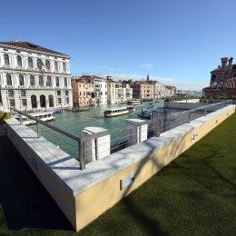 Fondazione guggenheim venezia fabbri veronese for Sev arredamenti